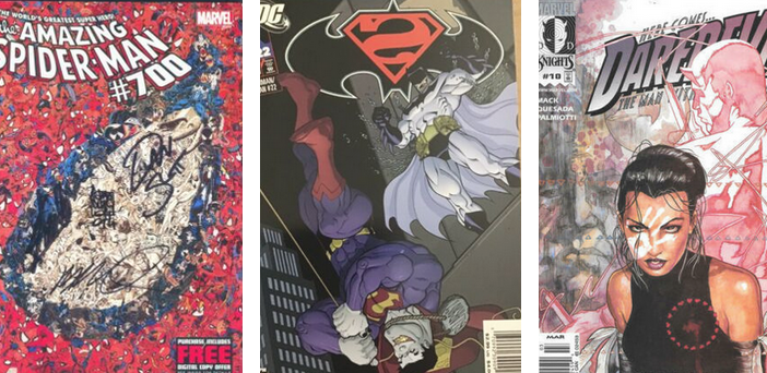 July 2020 (3rd week) Comic Book Sales Charts and Figures