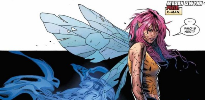 Comic Book Speculation #9 -Pixie First Appearance
