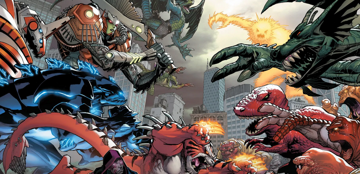Comic Speculation #15: Marvel Monsters