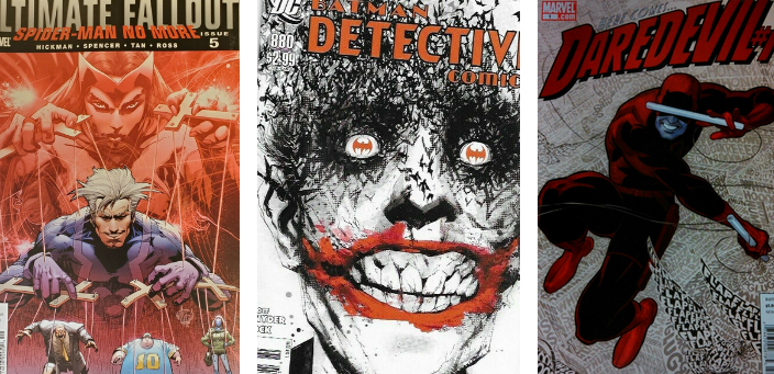 October 2020 (4th week) Comic Book Sales Charts and Figures