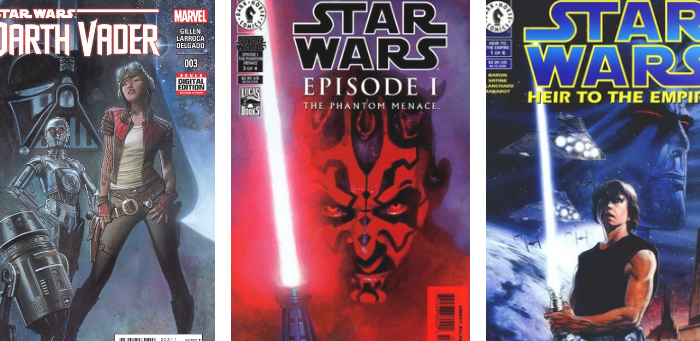 Blue Chip Star Wars Key Comics To Invest In