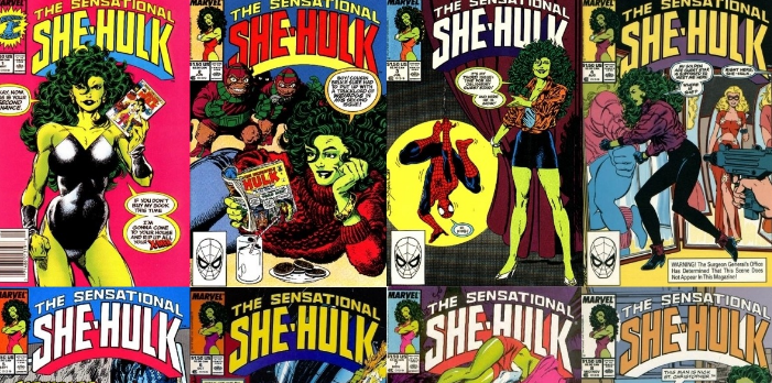 Comic Speculation #17: Sensational She Hulk Key Comics