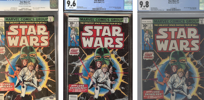 Exploiting Undervalued CGC 9.6 Relative to CGC 9.8